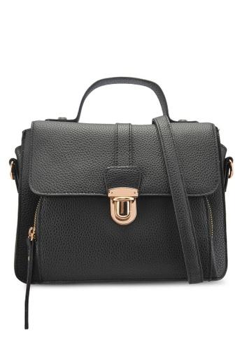 37cb301f1 Dorothy Perkins black Black Top Handle Crossbody Bag 1393FAC1A42CDBGS_1
