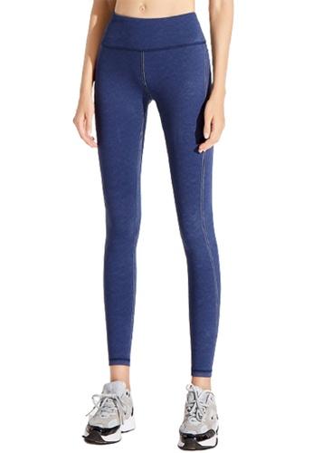 Trendyshop blue High-Elastic Fitness Leggings 3BD9FUS51C4F56GS_1