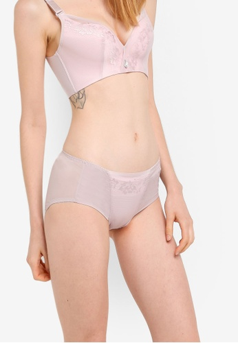 Impression pink Panties B2595US2180048GS_1