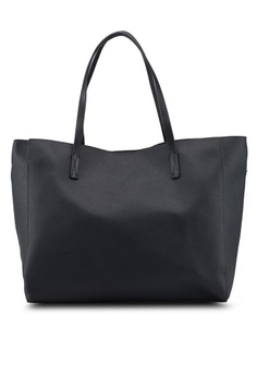 ONLY black Jennie Pu Shopper Bag 8D80BAC6CEE3F7GS 1 184f9c571fd17
