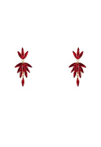 星塵珠esprit官網寶耳墜, 飾品配件, 耳釘