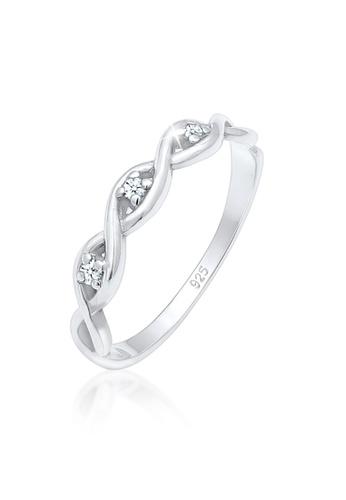 ELLI GERMANY silver Elli Germany Ring 2DBB5AC80FAF10GS_1