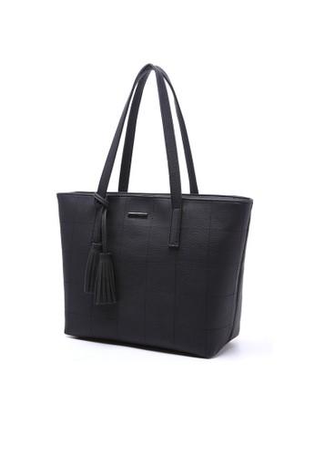 Buy Lara Simple Tassel Stylish Shopping Bag | ZALORA HK
