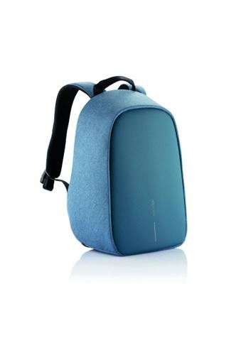 Bobby by XD Design blue Bobby Hero Small Anti-Theft Backpack - Light Blue 03F90AC137B187GS_1