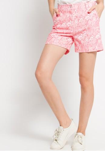 WHITEMODE pink Maty Short WH193AA86YANID_1