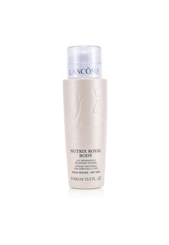 Lancome LANCOME - Nutrix Royal Body Intense Restoring Lipid-Enriched Lotion (For Dry Skin) 400ml/13.4oz BC44DBE64D7472GS_1
