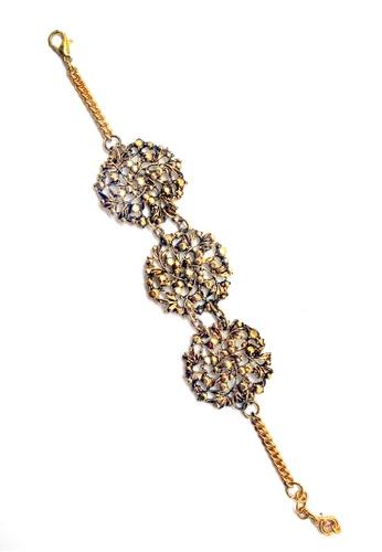 Paulini gold Bracelet Coral (G) PA011AC04VXRMY_1