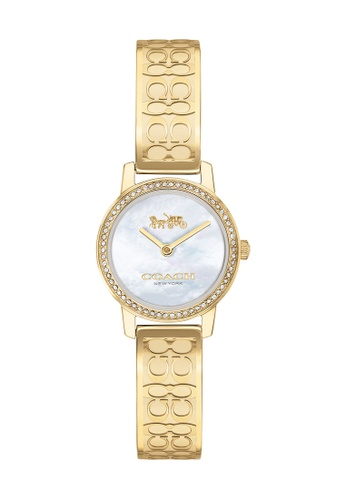 Coach white Coach Audrey White Mother Of Pearl Women's Watch (14503497) DC7EFAC5A2A3BFGS_1