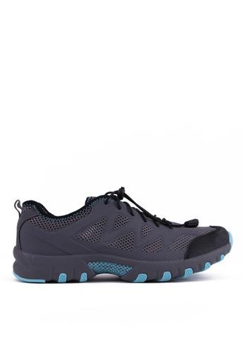 World Balance grey Aqua Trail Ladies Outdoor Shoes F70B5SHFC1E500GS_1