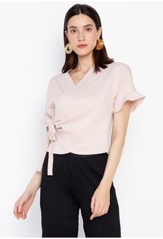 a97ce22006ce0d Shop Huxley Tops for Women Online on ZALORA Philippines