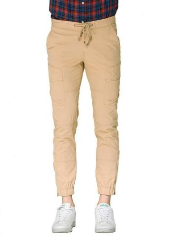 Chaps beige Chaps Cargo Cotton Pants CH325AA0SBBHMY_1