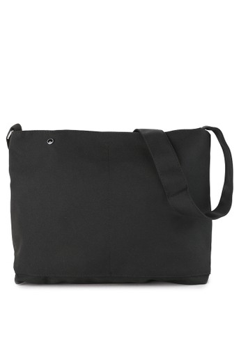Anello black 10 Pockets Shoulder Bag With Mini Pouch 0748FAC8B0BF00GS_1