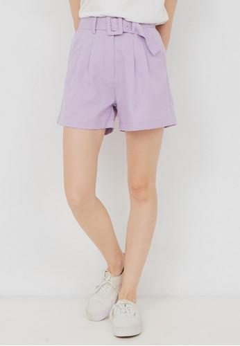 ALYS Studio lilac purple Dal-Mi Pants 6227FAAB847554GS_1