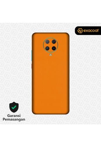 Exacoat Poco F2 Pro 3M Skins True Colors - Pumpkin Orange F2D72ES0B5D055GS_1