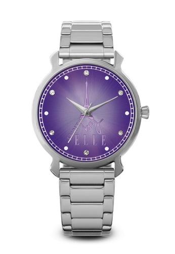 ELLE purple Fashion Ladies Watch SP241AC66LPPMY_1