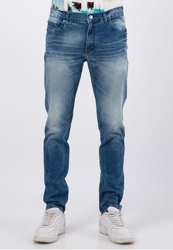 TIRAJEANS blue Slim Fit Denim Pants DDB41AA960F76DGS_1