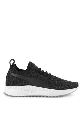 Puma black and multi Tsugi Apex Evoknit Shoes 73578SH88AD552GS_1