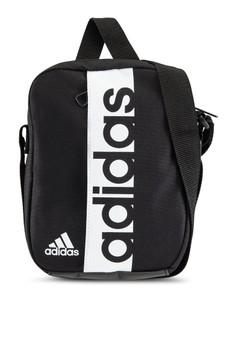 【ZALORA】 adidas linear performance organiser後背包