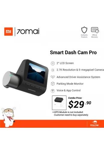 Xiaomi black Xiaomi 70mai Smart Dash Cam Pro 9D4FAESC0C16EEGS_1