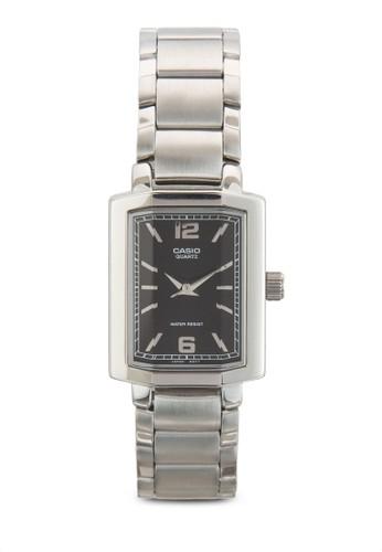 Lesprit twTP-1233D-1ADF 不銹鋼圓錶, 錶類, 飾品配件