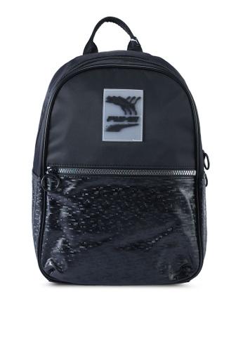 PUMA black Prime Time Backpack D7A39AC6A043D0GS_1