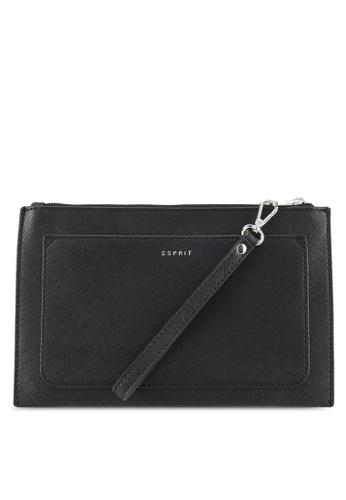 Esprit black Mono Wristlet 99964AC4560B0BGS_1