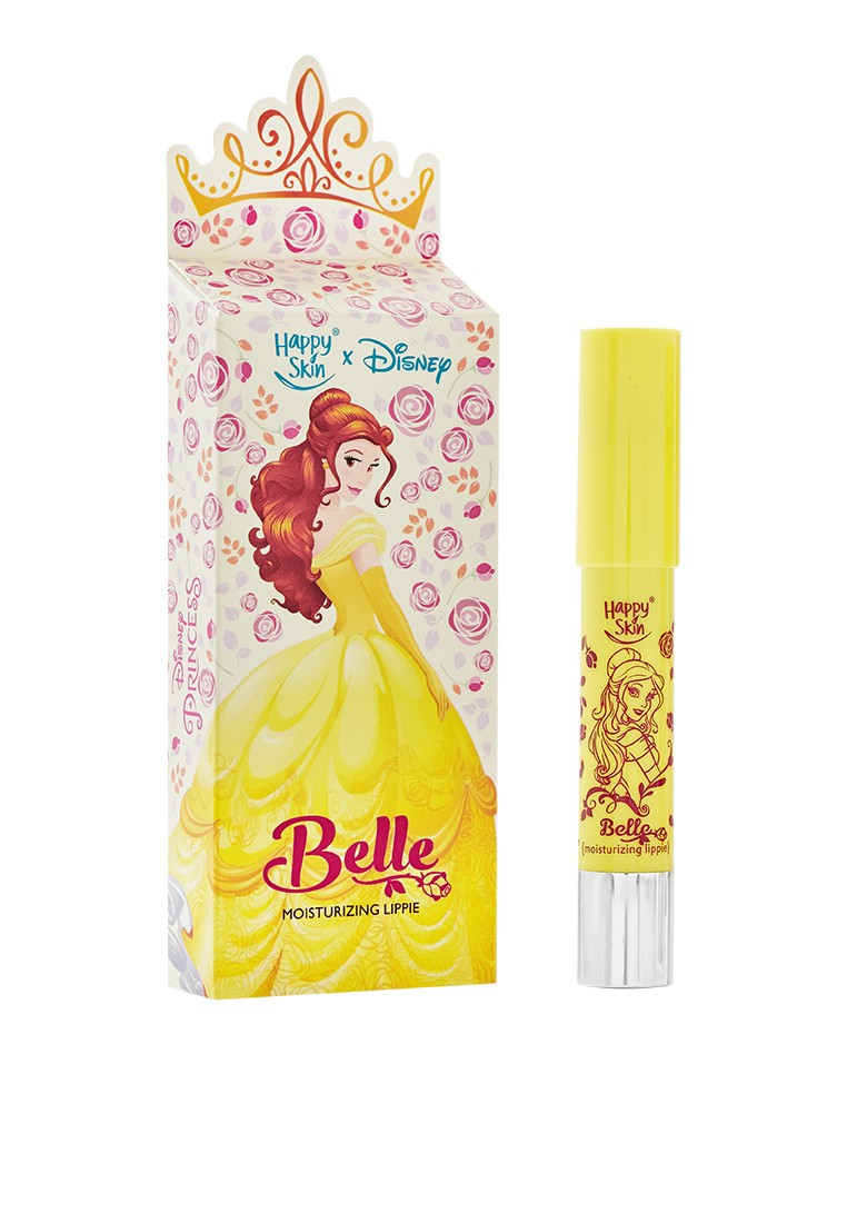 Happy Skin x Disney Princess Moisturizing Lippie In Belle