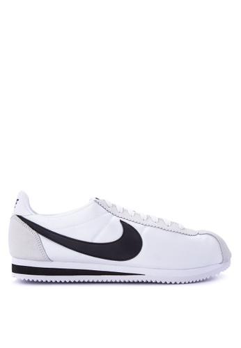 Nike white Nike Classic Cortez Nylon Shoes NI126SH0KPR5PH_1