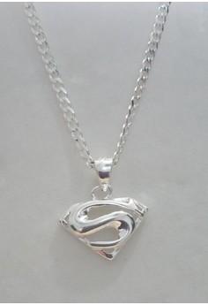 Kid's Superman Necklace