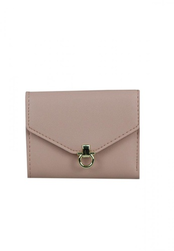 DNJ pink Wallet with Card Holder DN487AC0JI0QPH_1