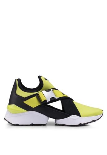 Puma Select grey Muse EOS Shoes 7A7E8SHA8E8F1DGS_1