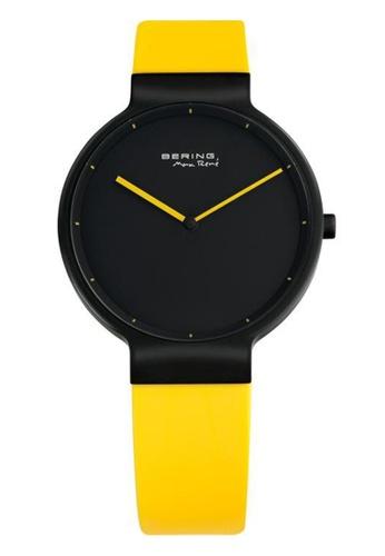 Bering yellow Classic 12631-827 Black 31 mm Women's Watch 384F1AC6E02610GS_1