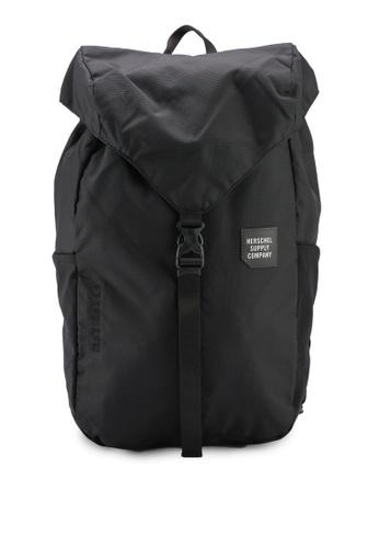 Herschel black Barlow Medium Backpack 0B25FACA5F76B2GS_1