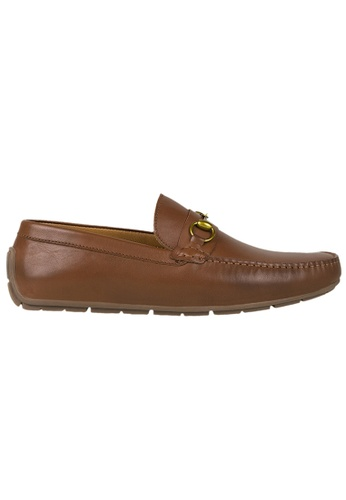 Tomaz brown Tomaz C330 Front Buckled Loafers (Coffee) 24C6DSH44754DCGS_1