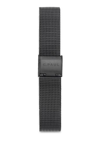35esprit outlet hong kongmm 網眼錶帶, 錶類, 不銹鋼錶帶