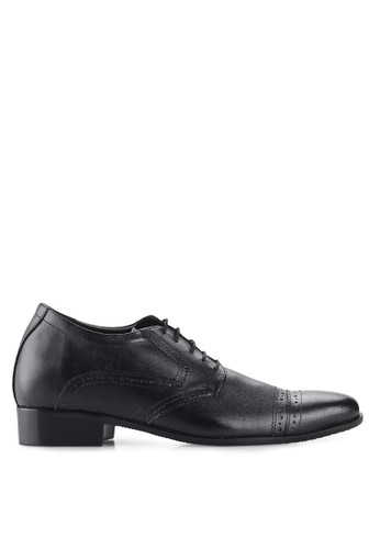 Keeve black Keeve Shoes Peninggi Badan Formal 96- Hitam 6B681SH3DCB869GS_1