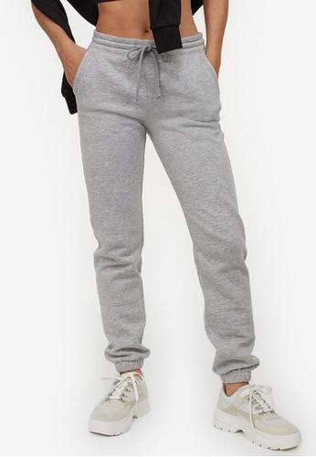 H&M grey Sweatpants 8097BAA74654DCGS_1
