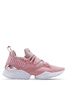 964c2c0af23 PUMA pink Sportstyle Prime Muse Maia Metallic Rose Women s Shoes  55685SH9D1A746GS 1