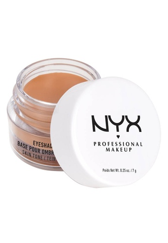 NYX Professional Makeup brown NYX Professional Makeup Eyeshadow Base - SKIN TONE 7D185BE7FF52CEGS_1