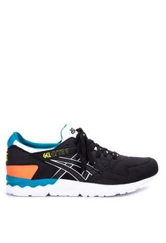 best service b84d4 2c2df ASICSTIGER black Gel-Lyte V Sneakers 122EFSHD59BD05GS 1