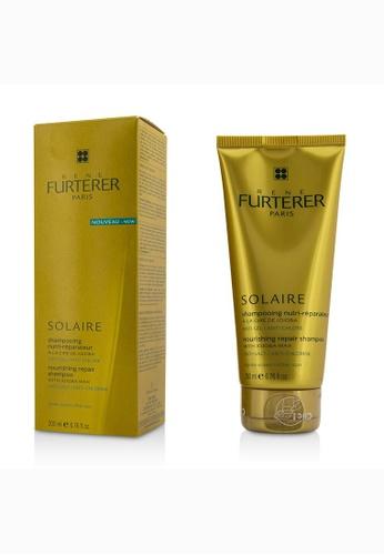 Rene Furterer RENE FURTERER - Solaire Nourishing Repair Shampoo with Jojoba Wax - After Sun 200ml/6.76oz BD0F1BE4929C89GS_1