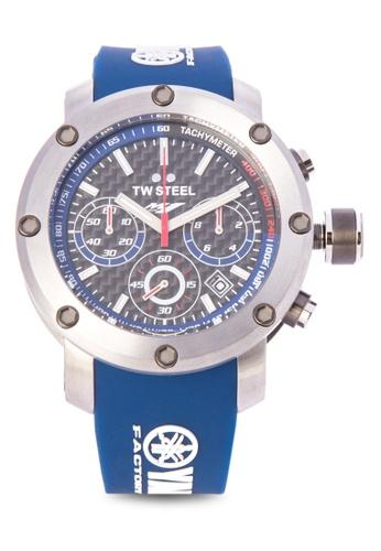TW Steel blue TW924 Yamaha MotoGP Analog Watch TW310AC0KM8HPH_1