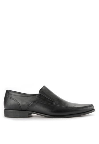 Pakalolo Boots black Working Slip On PA409SH0VS7CID_1