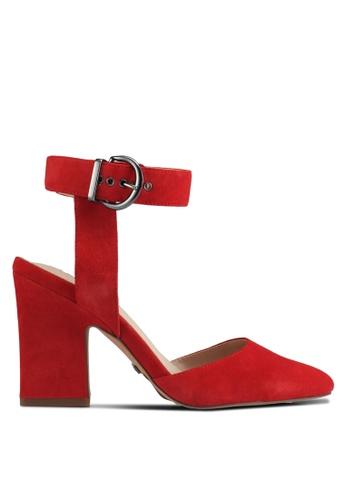 TOPSHOP red Grabde Mary Jane Heels 923F8SHE1EAB1FGS_1