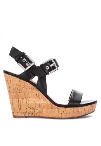 73af4847eecb Shop Nine West Scarlett Wedge Sandals Online on ZALORA Philippines