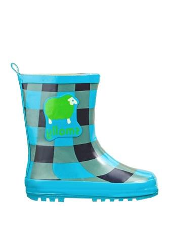 Twenty Eight Shoes 藍色 VANSA 時尚中筒雨靴 VSK-R369 088AFKS30C3827GS_1