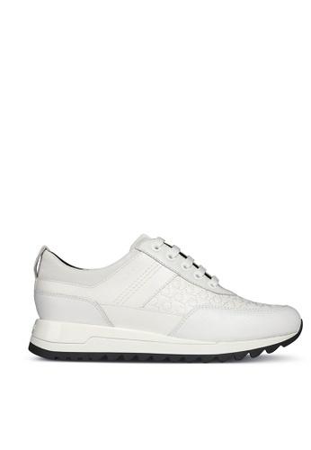 Geox white Tabelya Sneakers D628ESHEAD0047GS_1