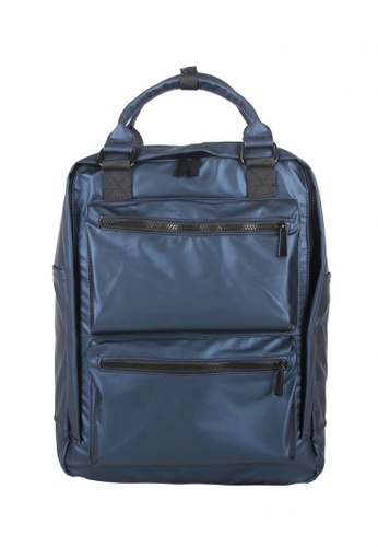 Timeless Manila blue Johan Backpack A2B5EAC03FF3CAGS_1