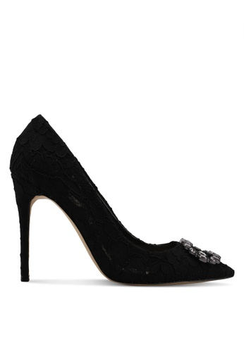 ALDO black Welicien Heeled Shoes 59790SH3765D12GS_1