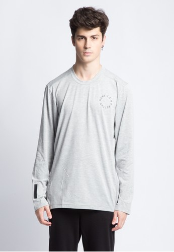 ANTHM grey ANTHM BETTER LONG SLEEVES TEE 5741BAA484EE2CGS_1